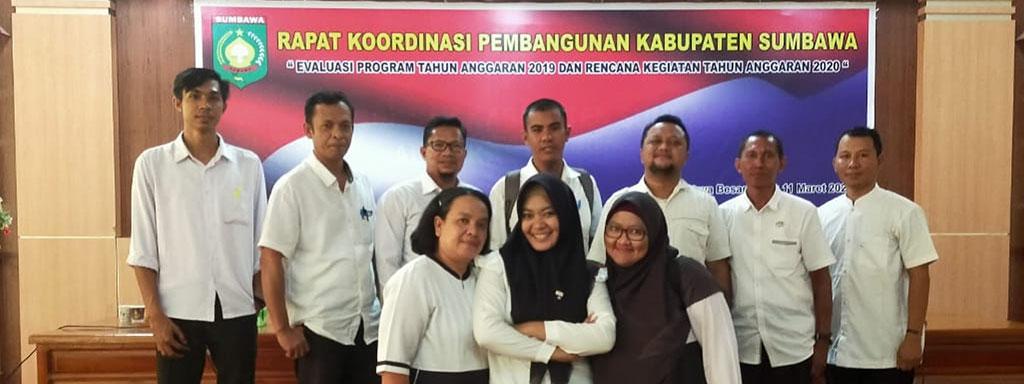 Tim Bagian Pembangunan Sekretariat Daerah Kabupaten Sumbawa Formasi Tahun 2020